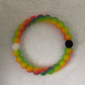 Rainbow lokai bracelet